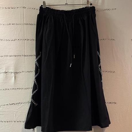 クラピカなチェーンスカート