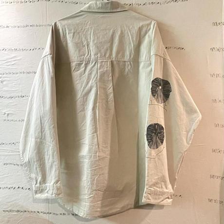 とにかくプリントが良すぎなoversize shirt