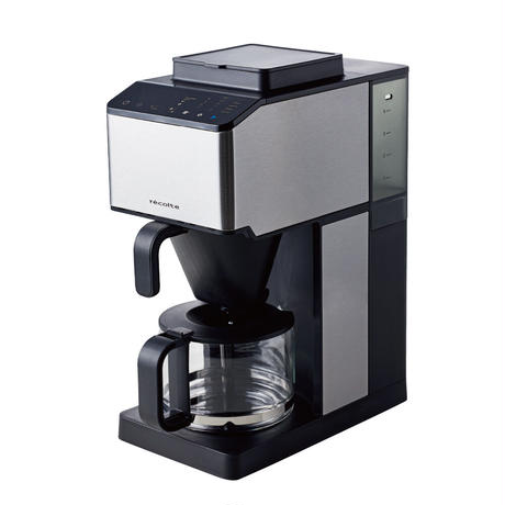 レコルト コーン式全自動コーヒーメーカー