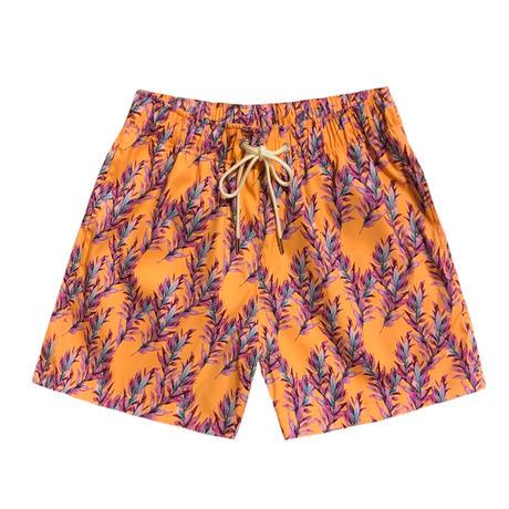 purple  leaf shorts