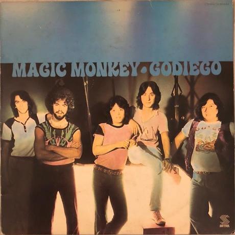 西遊記 (MAGIC MONKEY)  /  GODIEGO ゴダイゴ  (LP)