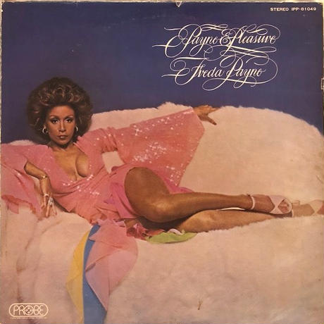 Payne And Pleasure  /  Freda Payne  (LP)