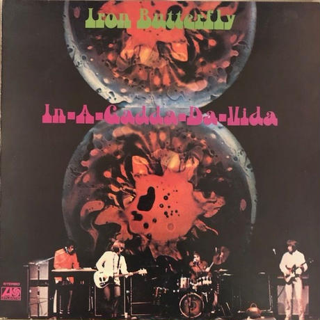 Iron Butterfly / In-A-Gadda-Da-Vida  (LP)