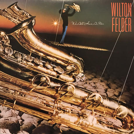 WE ALL HAVE A STAR  /  WILTON FELDER (LP)