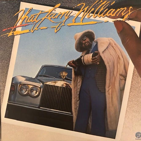 LARRY WILLIAMS  / THAT LARRY WILLIAMS (LP)
