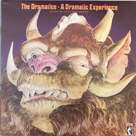 A Dramatic Experience  /  Dramatics  ★オリジナル盤★
