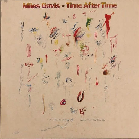MILES DAVIS / TIME AFTER TIME  (LP)
