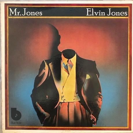MR.JONES  /  ELVIN JONES  (LP)