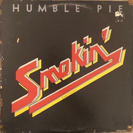 HUMBLE PIE  /  Smokin'  (LP)