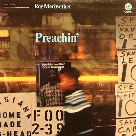 PREACHIN'  /  Roy Meriwether (LP)