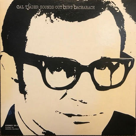 SOUNDS OUT BURT BACHARACH  /  CAL TJADER (LP)