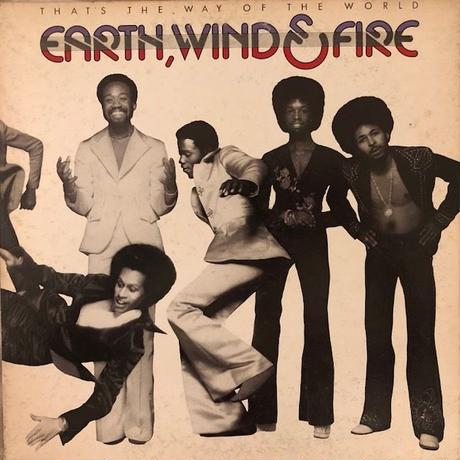 That's The Way Of The World  /  Earth, Wind & Fire  (LP)