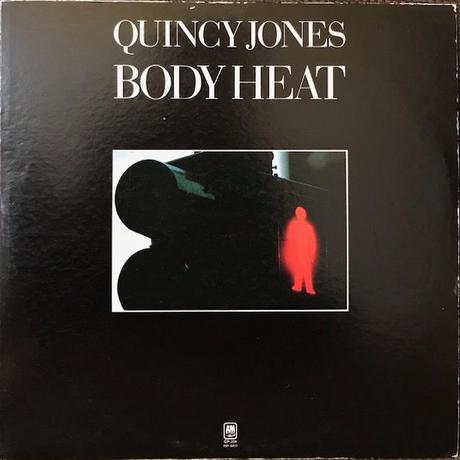 Body Heat  /  Quincy Jones (LP)