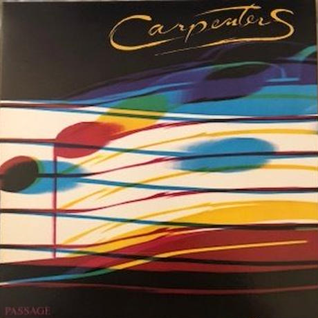 PASSAGE / CARPENTERS (LP)