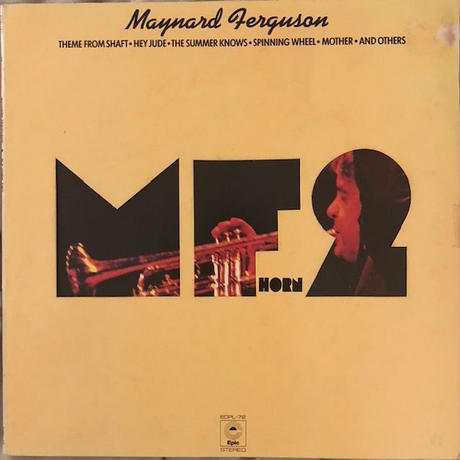Maynard Ferguson  / M.F. Horn Two (LP)