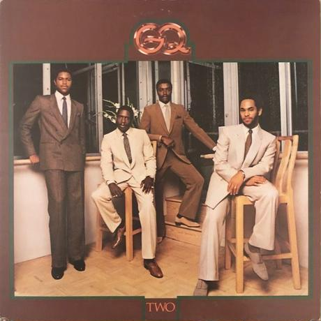 GQ  /   TWO  (LP)