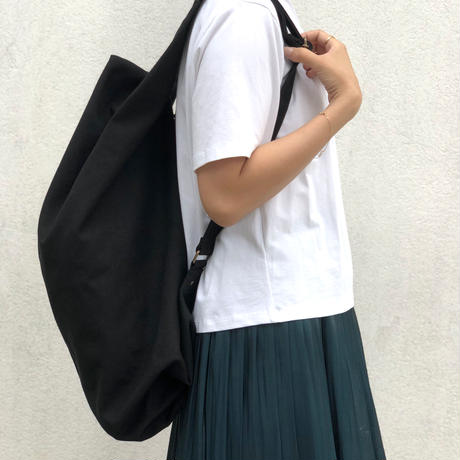 2 WAY BAG  Black