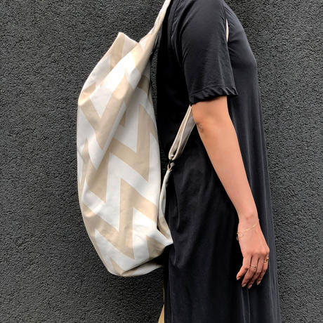 2 WAY BAG  Zig Zag