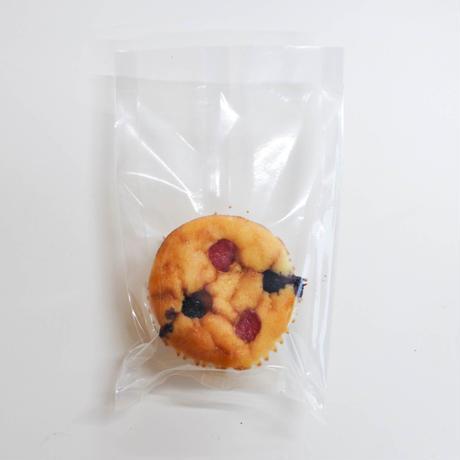 ブルーベリーとゆすらうめのチーズケーキ(1個)/ユキフードデザインスタジオ