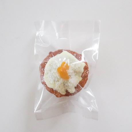 レモンとココナッツのマフィン(1個)/ユキフードデザインスタジオ
