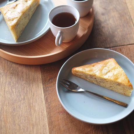 長崎県しまばら産 新生姜シロップ漬けとバナナのケーキ(2個)/山フーズ