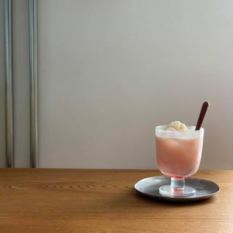 いちごと長野県産ルバーヴシロップ(230g)/catering team Perch.