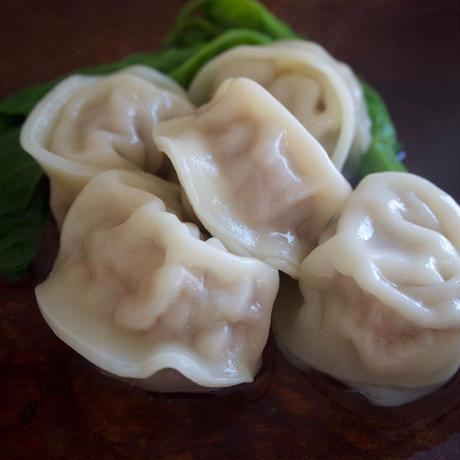佐助豚と発酵白菜の餃子(8個)/ヤスダ屋