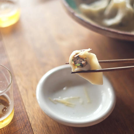 ラム肉と春菊の水餃子 (20個)/モコメシ