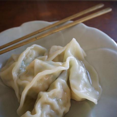 海老とセロリのレモン餃子(8個)/ヤスダ屋
