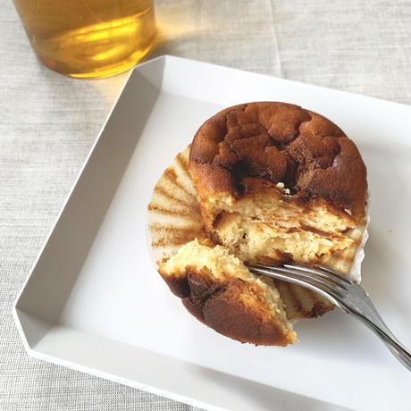 キャラメルチーズケーキ(1個)/ユキフードデザインスタジオ