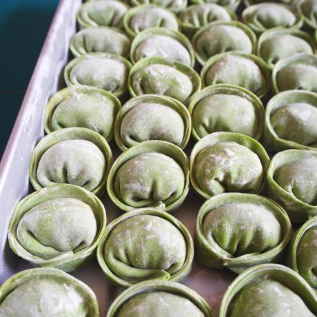 スパイス羊餃子(8個)/ヤスダ屋