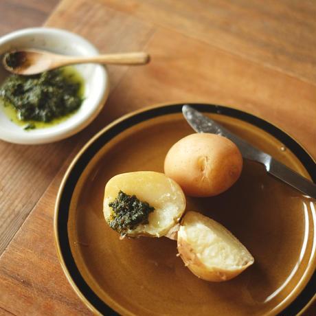 かなた農園7種トマトのフレッシュソース&バジルとアーモンドのソース(1人分)/山フーズ