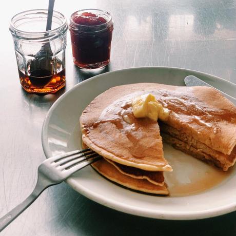 Perch.のギフトセット/塩パンケーキとコーヒー(常温でお届け)