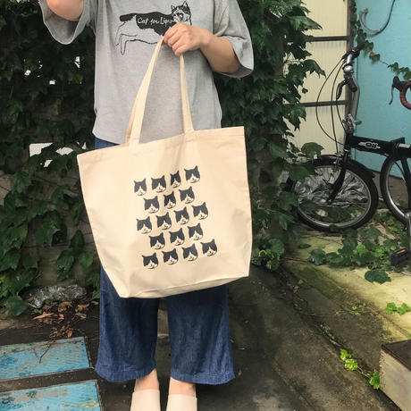 【Cookie_Pattern】ToteBag