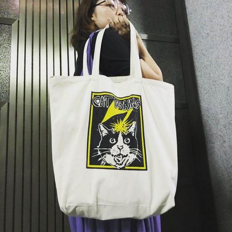 【CATBRAINS】ToteBag