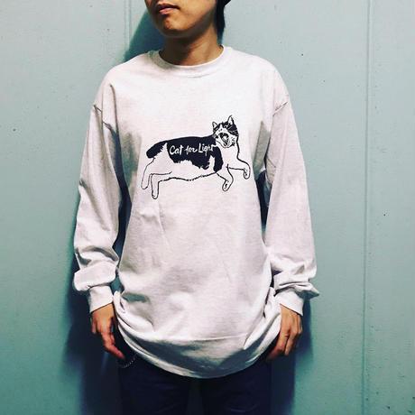 【Cat for Light LOGO】Long Sleeve Tshirt