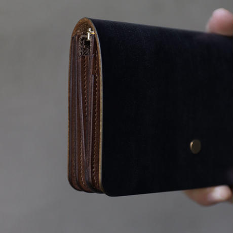 formeフォルメ /  Bridle leather Hand wallet 財布 /  fo-21001 ( fip-21 )