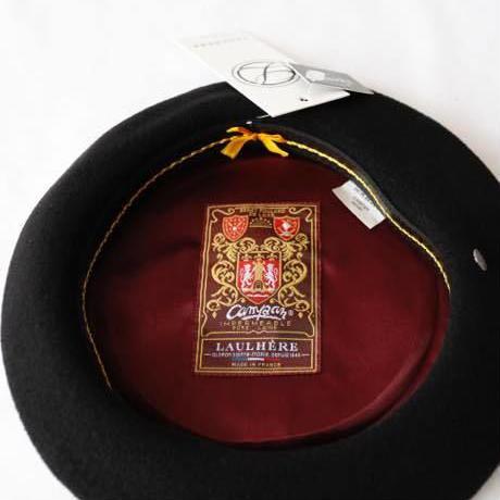 LAULHERE ローレール /  ベレー帽 CAMPAN / Lau-16004
