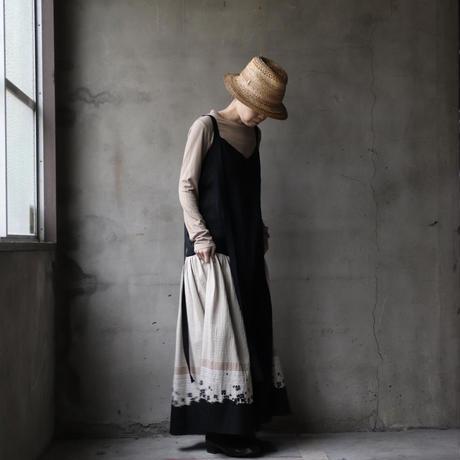 NATIVE VILLAGE/ Shadow jacquardキャミソールドレス / na-21002