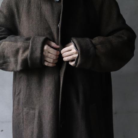 BIEK VERSTAPPEN / BOU COATコート / Bie-21016( CO15D-U)
