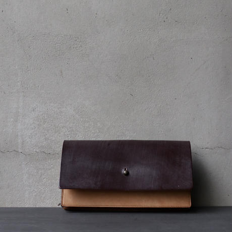 formeフォルメ / Bridle leather long wallet 長財布 /  fo-21016 ( fip-15 )