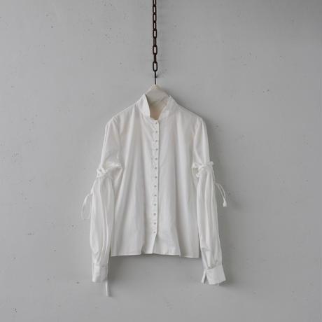 cavane キャヴァネ / Sleeve string-blouseブラウス / ca-19073