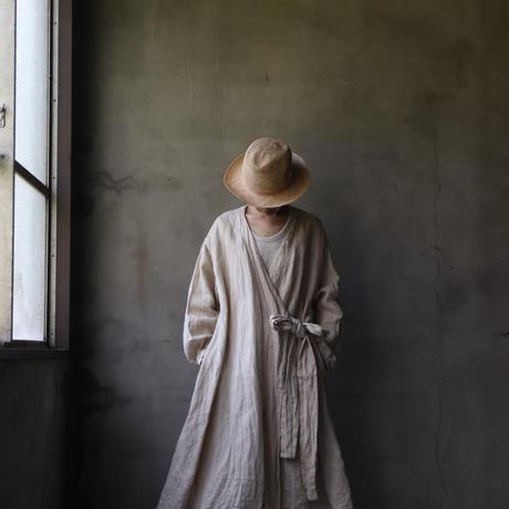 cavane キャヴァネ / cache-cœur robe-coatローブ / ca-20023