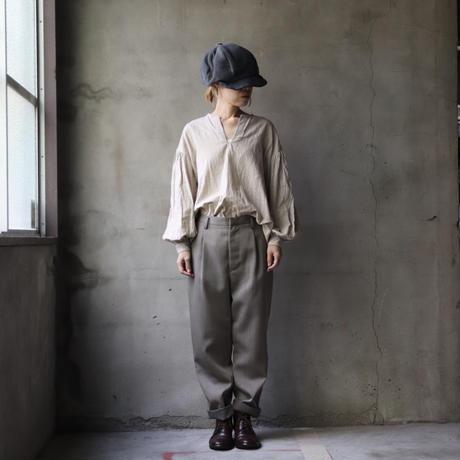 cavane キャヴァネ / Pullover blouseブラウス / ca-20147