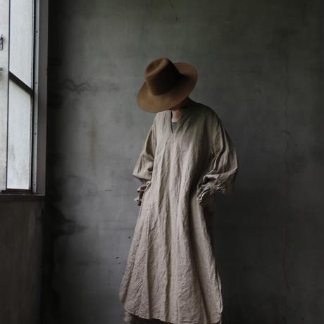 cavane キャヴァネ /  Flare sleeve dressワンピース / ca-19081