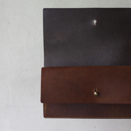 formeフォルメ / Liscio leather long wallet 長財布 /  fo-20024 ( fip-15 )