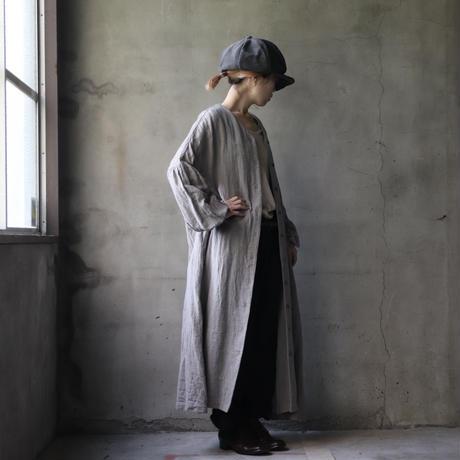 cavane キャヴァネ /  Puff-sleeve onepieceワンピース / ca-21004