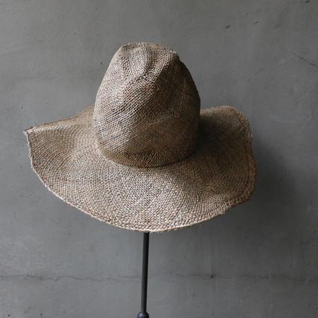 ALEKSANDR MANAMISアレクサンドルマナミス/ COUNTRY  STRAW  HAT 帽子/ am-18001