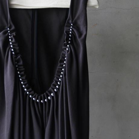 golem ゴレム / One-piece dress with pearl  / go-18sale04