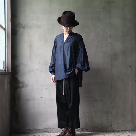 cavane キャヴァネ / wool tapered pantsパンツ/ ca-20106N